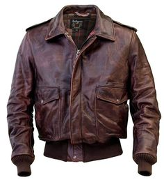 One day, I will own a decent leather jacket. But I guess not today.
