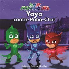 Amaya et Greg disparaissent alors qu'ils font une partie de frisbee. Sacha découvre que Roméo les a capturés et a fabriqué deux robots identiques à Bibou et Gluglu.