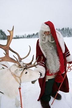 Visit Santa in Lapland Dreaming........would be amazing with the little people