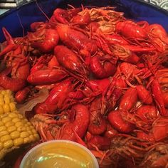 Today I learned how to eat crawfish and you can too! Article coming shortly on MidwesternBoy.com