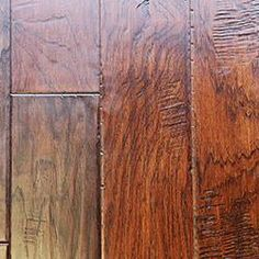 Vanier Engineered Hardwood - Coffee Creek Chiseled Hickory Collection Mcintosh / Hickory / 5""