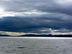 Clouds Chanonry Point, Scotland. © Walden Design.