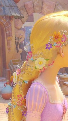 Day 9 - Favorite hair-do: Rapunzel's braid Disney Rapunzel, Disney Pixar, Disney Toys, Disney And Dreamworks, Disney Art, Punk Disney, Disney Movies, Disney Characters, Disney Princess Pictures