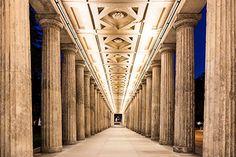 Colonnade Night