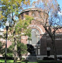 Take a Photo Tour of Columbia University: St. Paul's Chapel at Columbia University