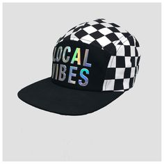 d41c666a4a3 Keep your boy looking cool and comfy with this Checkerboard Baseball Cap  from art class™
