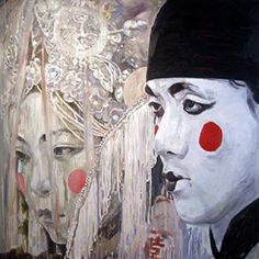 Hung Liu . As one of China's foremost female contemporary artists, Hung Liu has made a name for herself as a creator of large, dripping and emotionally-charged paintings based on old Chinese...