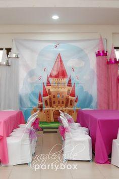Disney Princess Birthday Party, birthday party ideas, themed birthday party!