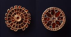 Jewelry of the Byzantine imperial court, 6th century A.D.