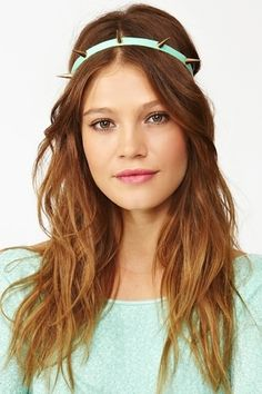7 Essential Hair Accessories You Must Own This Spring  P.S. How rad is this head wrap??