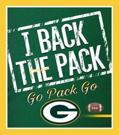 I Back The Pack