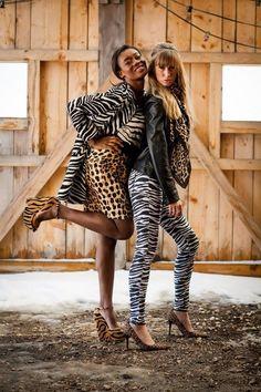 Zebra-stripe printed coat, dress like a sexy zebra,  Sexy shaping zebra-stripe printed coat, street style zebra-stripe trench coat without buttons #zebra-stripe #suits www.loveitsomuch.com