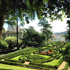 See 117 photos from 660 visitors about quiet, gardens, and museums. City Museum, New Museum, Beautiful Places To Travel, Amazing Places, San Peter, Pretty Landscapes, Secret Gardens, Open Spaces, Vatican City