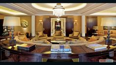WOW What a living room http://ajackpot.com/images/millionaire-houses/index.shtml
