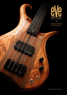Eve Guitars - Bass
