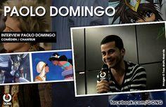GONG [Paolo Domingo] - Rencontre avec Paolo Domingo, comédien et chanteur ! http://gong.fr