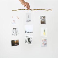 DIY Prints Holder