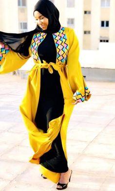 Abayas, Caftans, African Fashion, Muslim, Kimono Top, Shades, Clothing, Collection, Tops