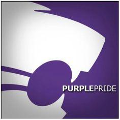 Kansas State Powercat purple pride