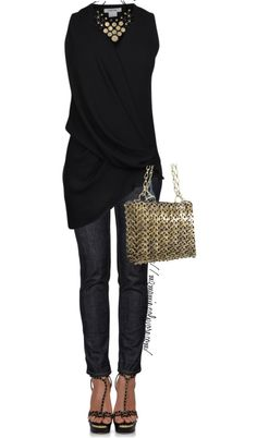"""Untitled #620"" by mzmamie on Polyvore"