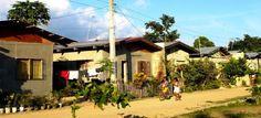 Kalinao, una de las comunidades construidas por el padre Calvo