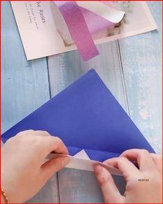 Cool Paper Crafts, Paper Crafts Origami, Paper Crafting, Fun Crafts, Diy Toys Paper, Beach Crafts, Wood Crafts, Instruções Origami, Useful Origami