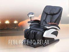 Sick massag chair orgasm