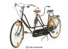 Steel Vintage Bikes - Sparta City-Touring Tandem 1970s