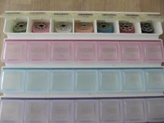 Sew Many Ways...: Tool Time Tuesday...What's In Your Medicine Cabinet?