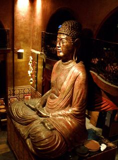Buddha Bar - Paris by tttd58, via Flickr