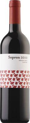 WENINGER Sopron 2010 Nagy bor, kis áron. A levegőztetést meghálálja.