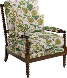 Caroline Stationary Occasional Chair by La-Z-Boy