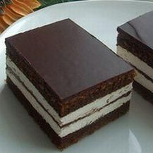 Kinder Pingui szelet házilag Sweet Recipes, Cake Recipes, Snack Recipes, Dessert Recipes, Cooking Recipes, Snacks, Easy Smoothie Recipes, Easy Smoothies, Fall Desserts