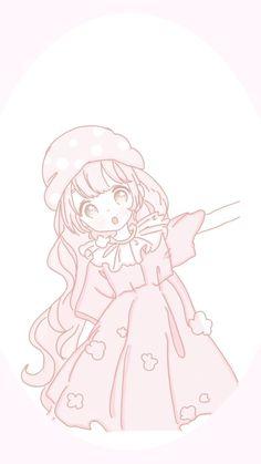 60 Ideas for kawaii wallpaper pastel pink Chibi Anime, Kawaii Chibi, Kawaii Anime Girl, Anime Art Girl, Anime Girl Pink, Pink Wallpaper Anime, Kawaii Wallpaper, Wallpaper Desktop, Computer Wallpaper