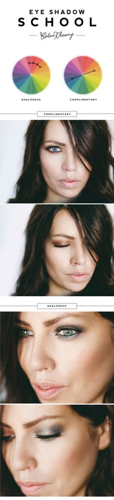 Eye Shadow School: Color Theory