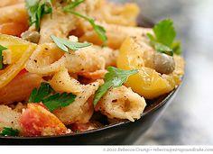 Giada's Pasta Ponza...One of our favorites...