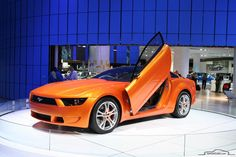 Mustang Concept 2014