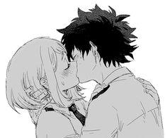Boku no Hero Academia || Uraraka Ochako || Midoriya Izuku