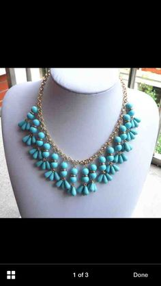 $22.00 waterfall necklace