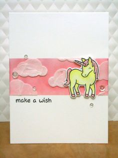 Handmade by Michelle: Make a wish