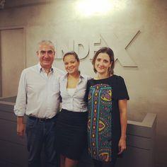 Celso, Liliane e Juliana La Pastina, La Pastina