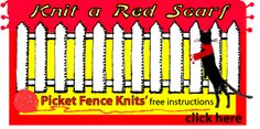 """Knit your own """"Jenny Linsky"""" scarf!"""