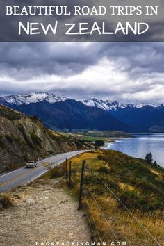 Driving in New Zealand is one of the best ways to see the country, with changing magical landscapes passing you by.