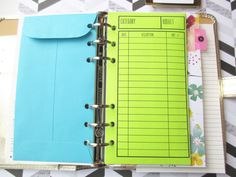 Cash Envelope System  Dave Ramsey Budget by LittleRedPapers