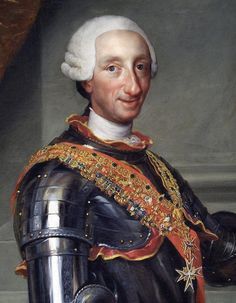 Charles III of Spain (king from 1759 to 1788).  More ambitious than his predecessor, he was concerned that British success would lead to Great Britain turning their attentions towards the Spanish Empire.  Consequently, he allied himself with France and entered the war in 1762. Fernando Vii, Seven Years' War, Don Juan, Prussia, Great Britain, Portrait, Painting, Auradon, Reign Bash
