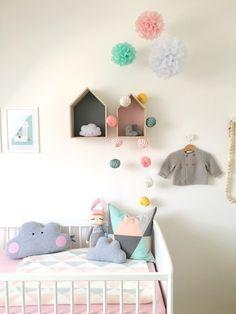 Hallo Nachwuchs! Schönes fürs Babyzimmer | SoLebIch.de #interior #dekoration…