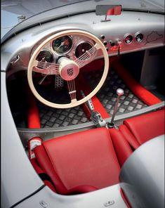 PORSCHE 550 SPYDER MARTIN & WALKER 1953 Porsche 356 Speedster, Porsche 550, Porsche 911 Targa, Porsche Build, Automobile, Roadster, Amazing Cars, Concept Cars, Cars Motorcycles