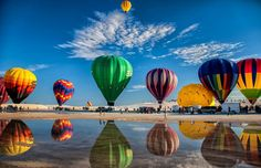 Top 10 Hot Air Ballooning Trips | Places To See In Your Lifetime