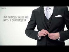 Miesten viisi pukukoodia - Videot - Yhteishyvä
