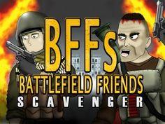 Battlefield Friends - Scavenger